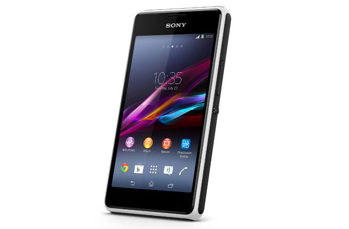Sony'den bütçe dostu akıllı telefon: Xperia E1