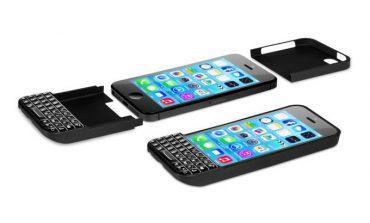 BlackBerry bu klavyeli kılıfa dava açtı
