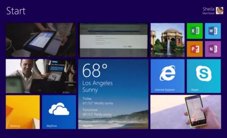 """Microsoft'tan 2013'ü özetleyen """"selfie"""" videosu"""