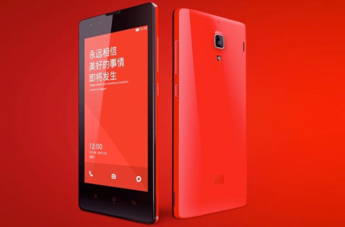 Xiaomi Hongmi 2 gün ışığına çıktı
