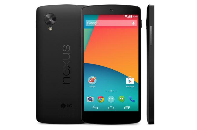 Video: Nexus 5 Unboxing