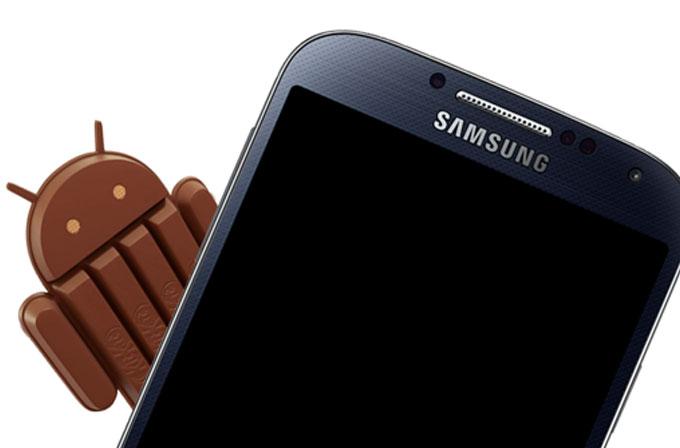 Samsung Android 4.4'e geçecek cihazları açıkladı!