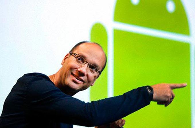 Android Samsung'un olabilirmiş!