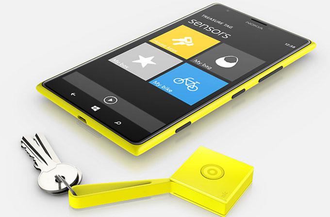 "Nokia ""Treasure Tag"" Nisan'da satışta"