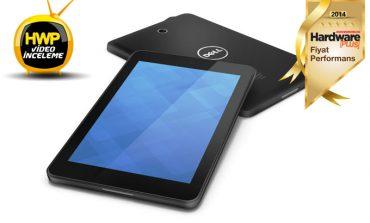 Video İnceleme: Dell Venue 7