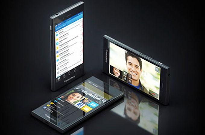 MWC 2014: BlackBerry Z3 ve Q20 tanıtıldı
