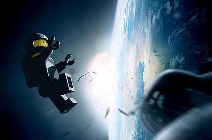 Galeri: Oscar adayı filmlere LEGO afişleri!