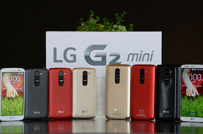 Karşınızda LG G2 Mini!