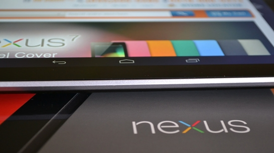 Nexus 8'in görselleri internete sızdı