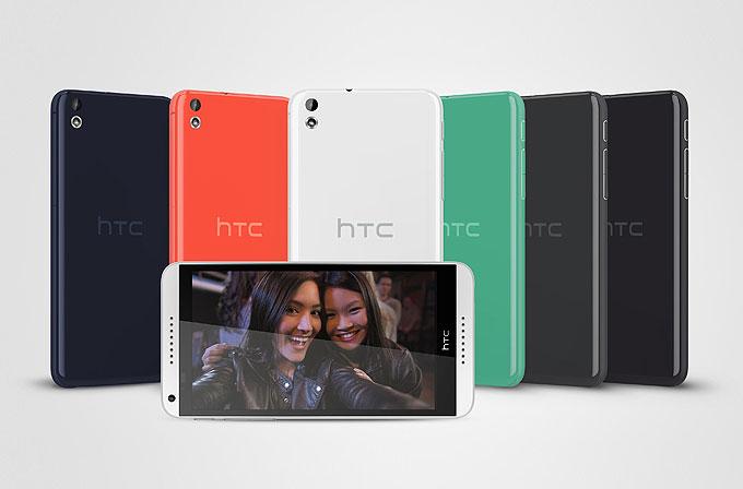 HTC'den Desire 816 ve 610 tanıtıldı