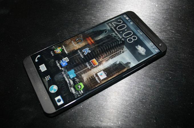 HTC M8'in menü arayüzü sızdırıldı