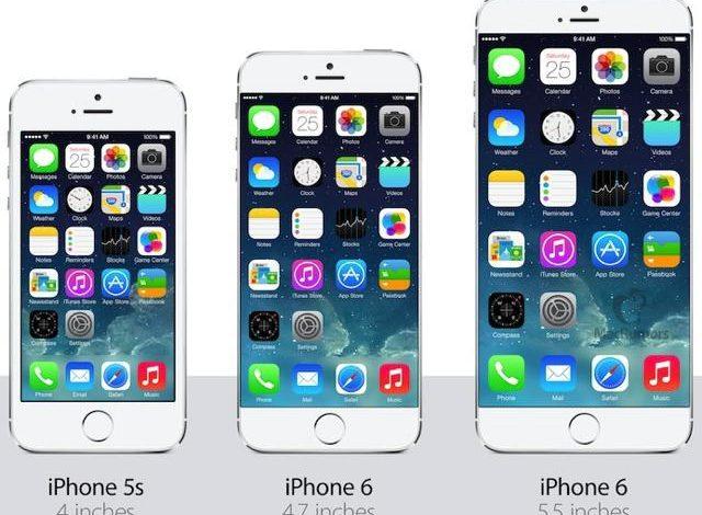 iPhone 6 çerçevesiz gelebilir