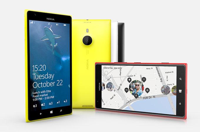 Nokia, Lumia 1520'nin ses kalitesine vurgu yapıyor
