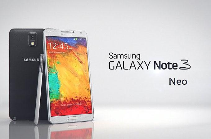 Galaxy Note 3 Neo Almanya'da fiyatlandı