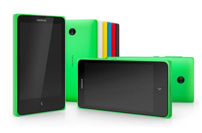 Android'li Nokia X'ler geliştiricilere gönderildi!