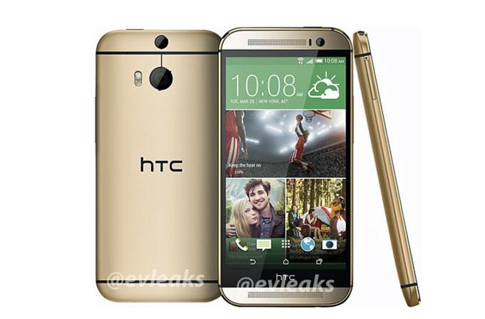 Yeni HTC One'ın basın görselleri sızdı