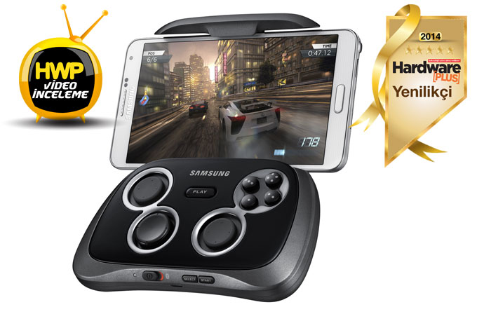 Video İnceleme: Samsung GamePad