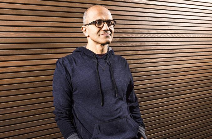 Microsoft'un yeni CEO'suna merhaba deyin