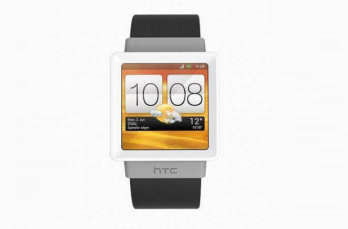 HTC, akıllı saat prototipini görücüye çıkaracak