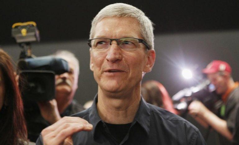 Apple CEO'su Tim Cook Türkiye'de