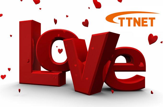 TTNET'ten Sevgililer Günü'ne özel kampanyalar