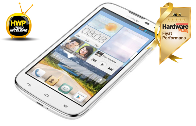 Video İnceleme: Huawei Ascend G610