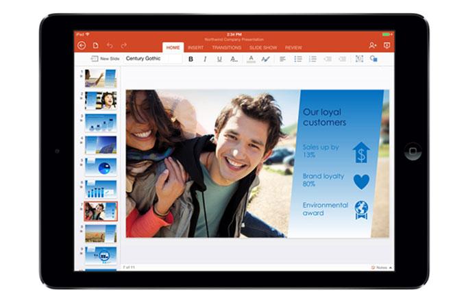 Microsoft Office nihayet iPad'e geldi!