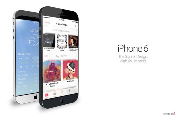 iPhone 6 hakkında yeni bilgiler!