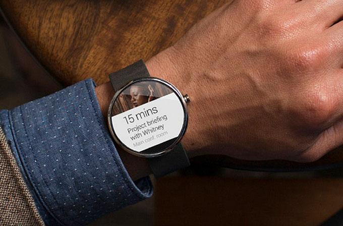Google'dan giyilebilir teknolojiler için özel işletim sistemi: Android Wear!