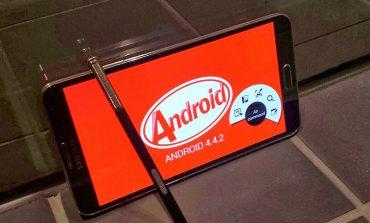 Ülkemizdeki Galaxy Note 3, Android 4.4'e güncelleniyor
