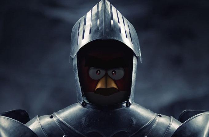 Rovio'dan yepyeni Angry Birds oyunu geliyor
