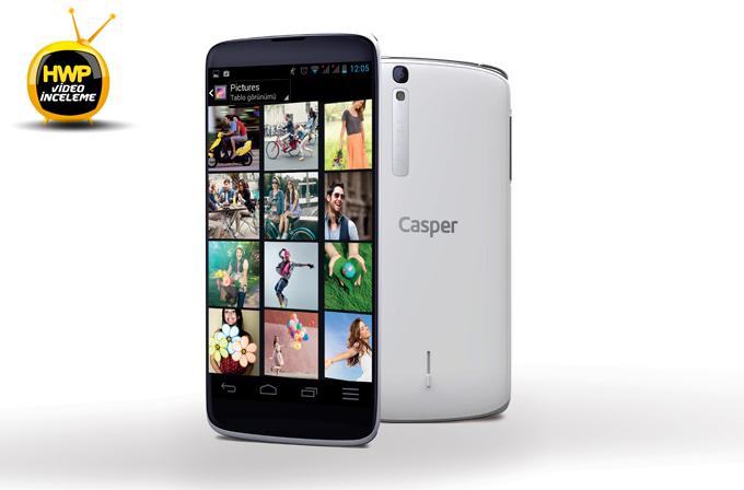 Video İnceleme: Casper VIA 4