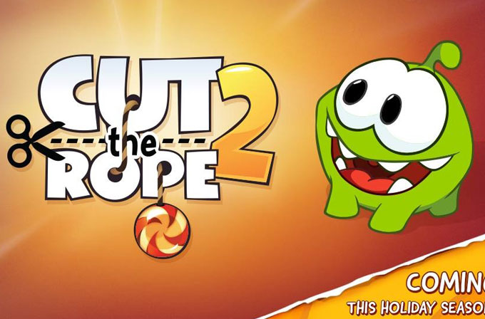 Cut the Rope 2, Android'e geldi