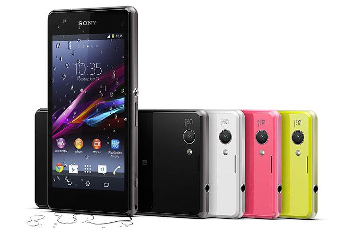 Sony Xperia Compact Z1, ülkemizde satışa çıktı