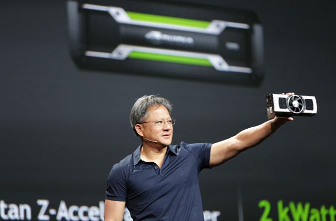 NVIDIA'nın en hızlısıyla tanışın:  GeForce® GTXT TITAN Z