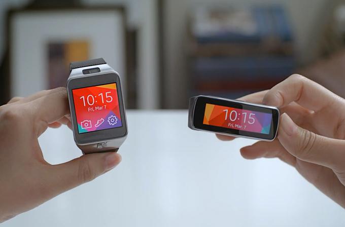 Samsung'tan Galaxy S5, Gear 2 ve Fit için ayrı ayrı videolar!