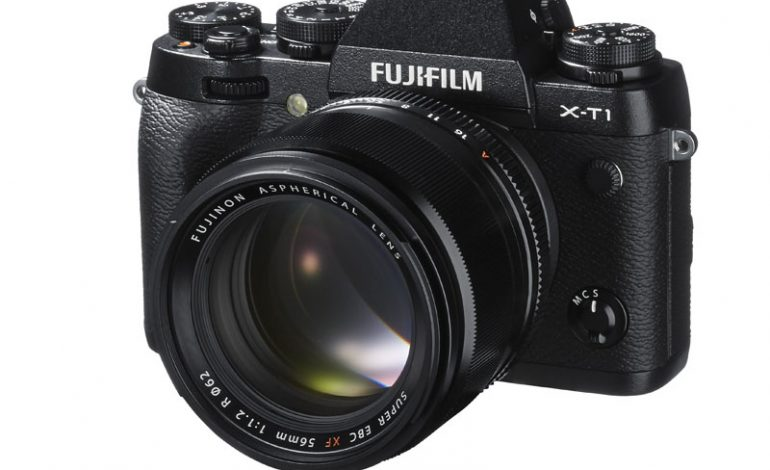 Fujifilm'den yeni aynasız sistem makinesi: X-T1