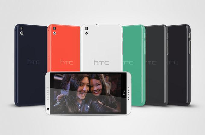 HTC Desire 816'a talep büyük