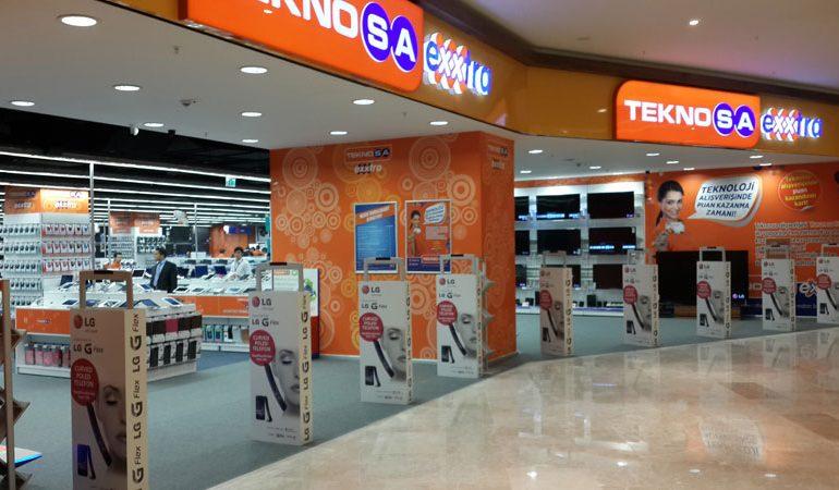TeknoSA, İstanbul'daki 59'uncu mağazasını açtı