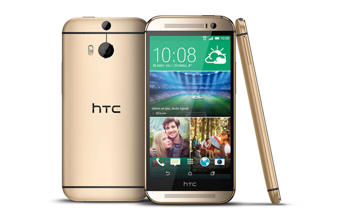 HTC One M8 tanıtıldı!