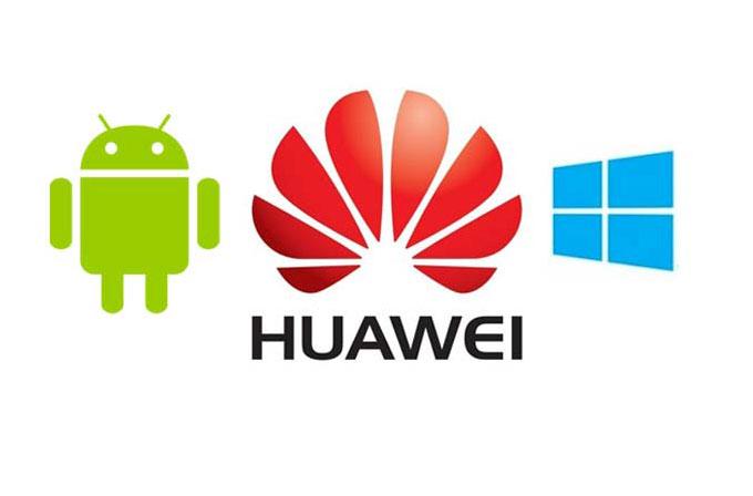 Huawei'den çift işletim sistemli akıllı telefon geliyor