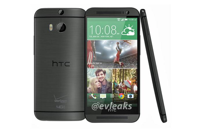 HTC One (2014)'ın sızmadık yeri kalmadı