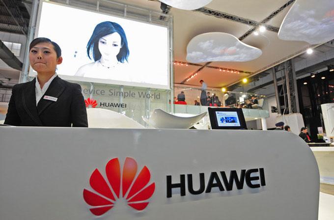 Huawei net karını %34 arttırdı