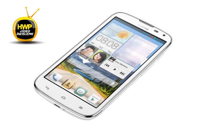 Video: Huawei Ascend G610 Unboxing