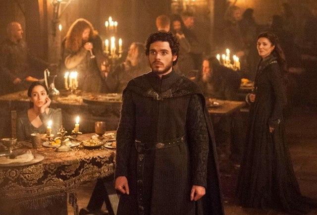 Game of Thrones Red Weddin sahnesinden sonrası da flashbacklerde gösterilebilir