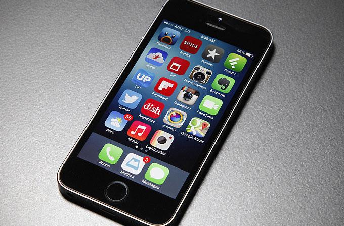 iOS 8'in ilk görselleri sızdırıldı!