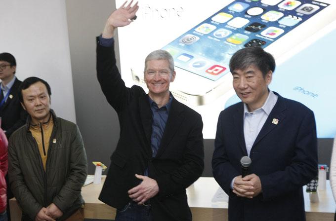 China Mobile 1 milyon iPhone sattı