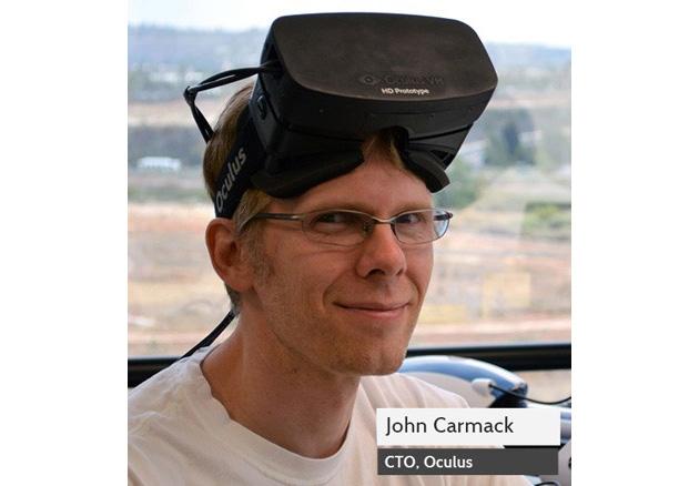 Oculus Rift'in Facebook satışına Carmack'tan güvence