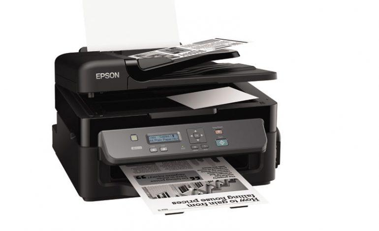 Ofis için ideal bir çözüm: Epson WorkForce M200