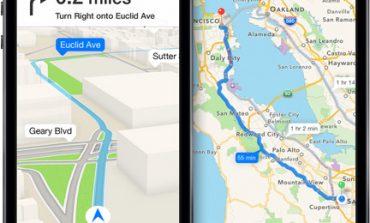 Apple geliştirilmiş haritalar uygulamasını iOS 8 ile beraber sunacak